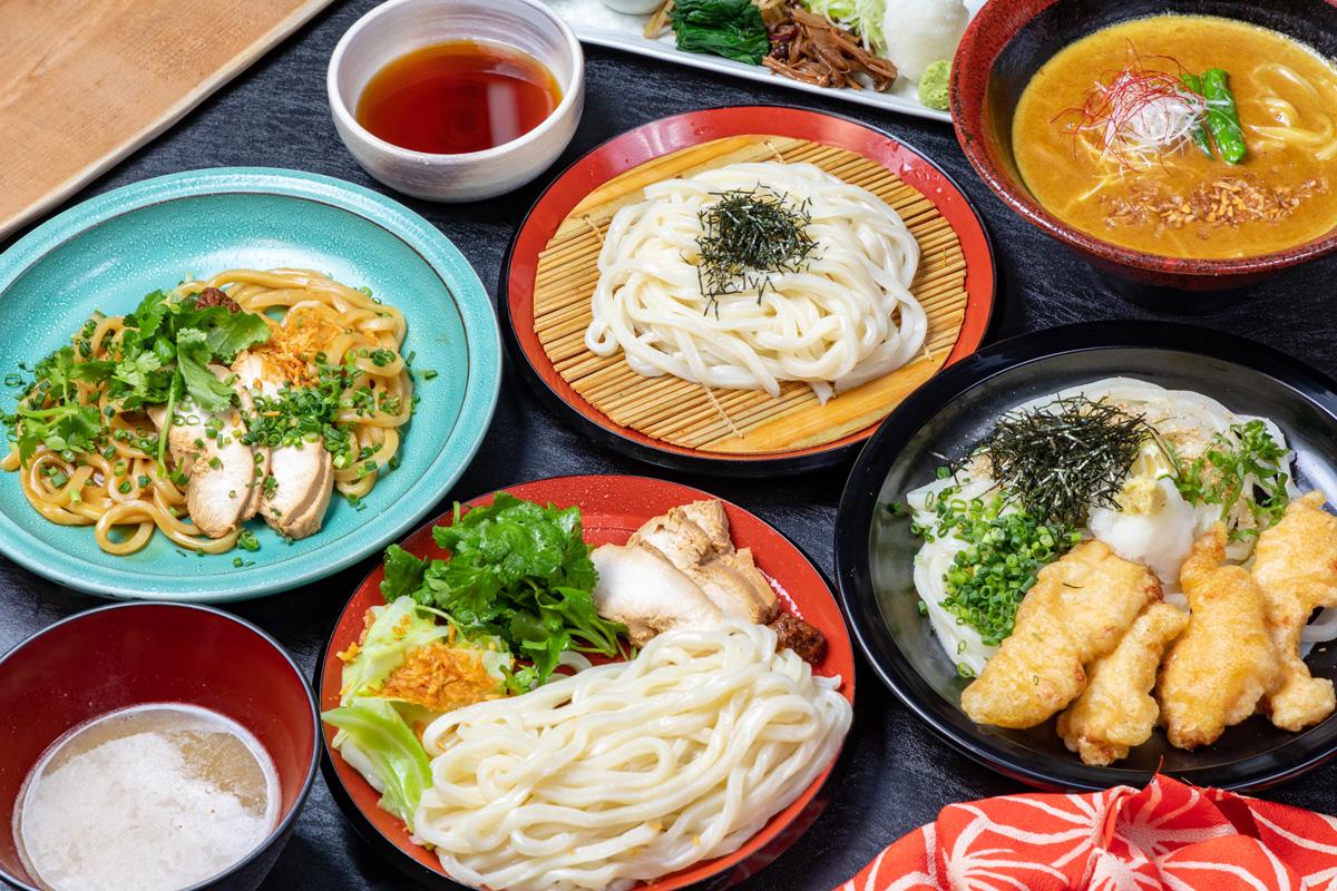 白金荘製麺所